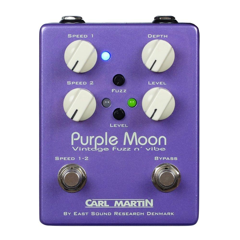 Carl Martin Purple Moon ビブラート+ファズ 【国内正規品】   B00UCXVV9E