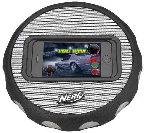 Nerf N908S Speaker Wheel for Iphone/ipod Touch by Sound Design