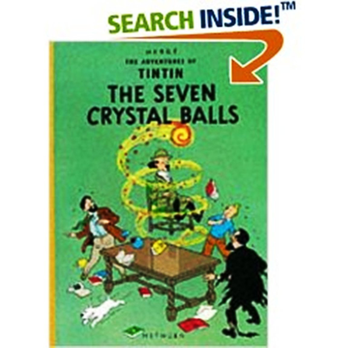 Download The Seven Crystal Balls (The Adventures of Tintin) PDF