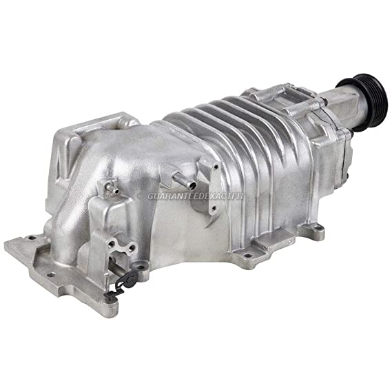 Remanufactured OEM Eaton M62 Supercharger For Nissan Frontier & Xterra 3 3L  V6 2001 2002 2003 2004 - BuyAutoParts 40-10013R Remanufactured
