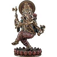 Veronese - Statua di Dio Indiano dell'elefante Ganesha, bronzata