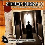 Das Erbe der Familie Chambois (Sherlock Holmes & Co 16)   Edgar Allan Poe