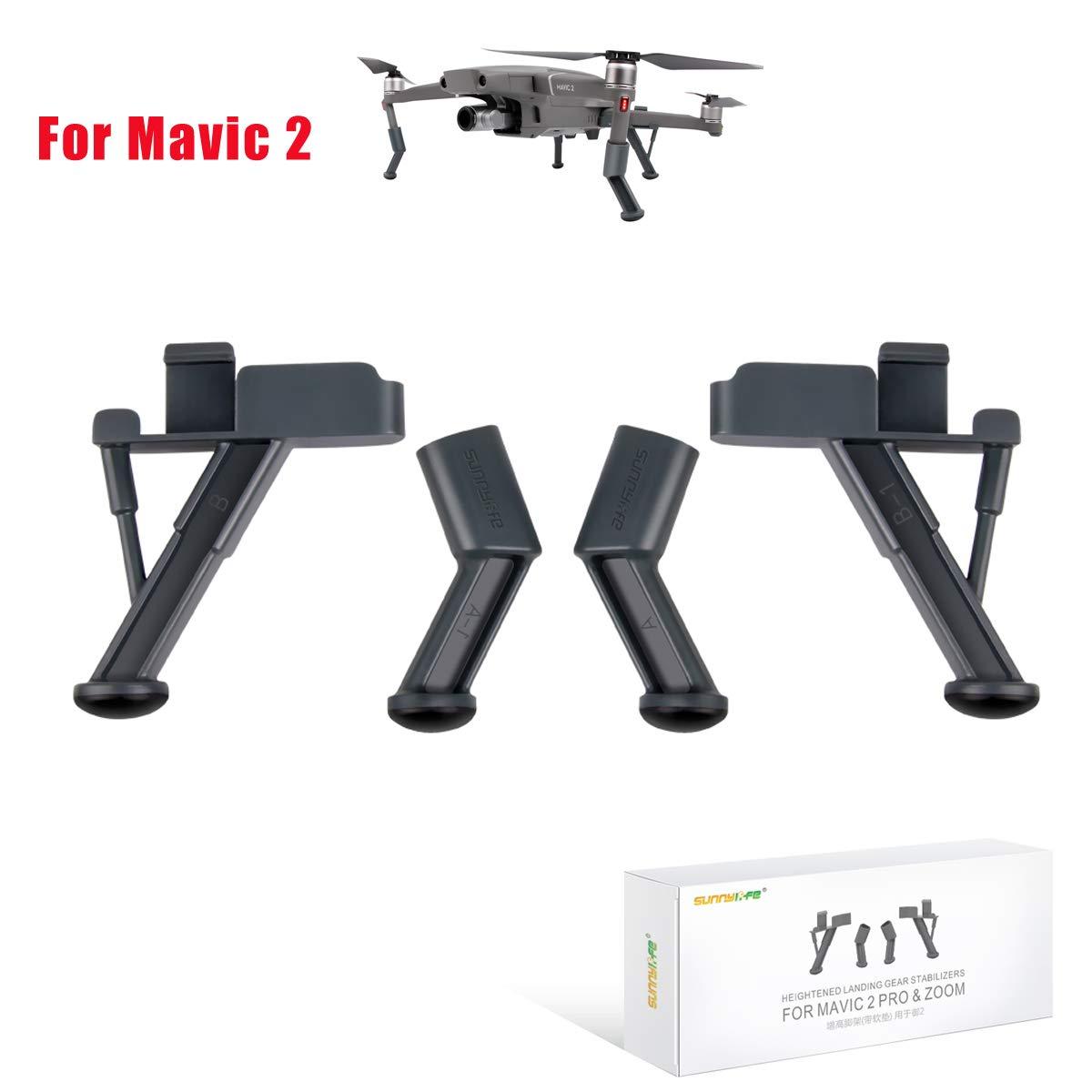 JXE - Kit de estabilizadores para dji Mavic 2 Pro y Zoom Drone ...
