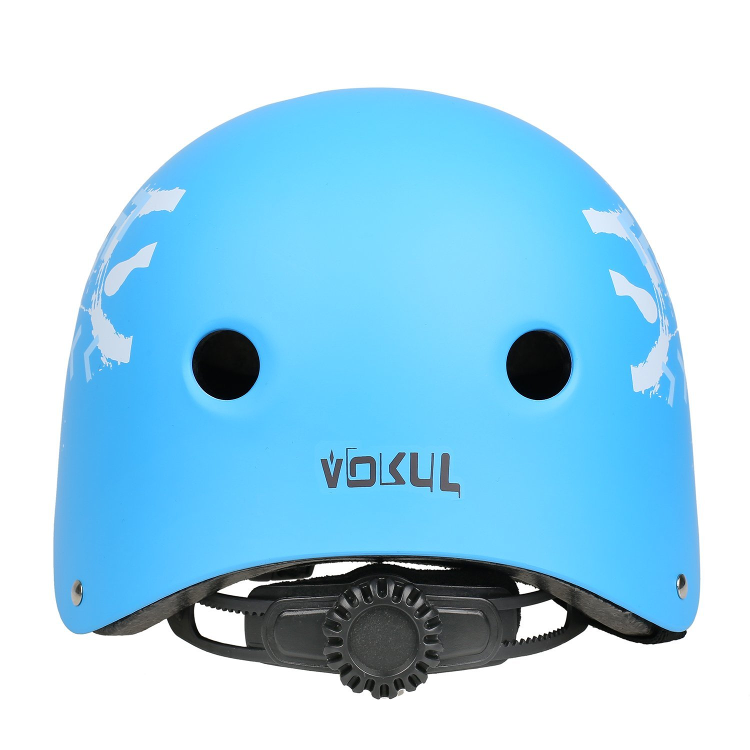 VOKUL Skate Helmet CPSC ASTM Certified Impact Resistance Ventilation for Kid//Youth//Adult Skateboarding Inline Skating Cycling and Other Outdoor Sports