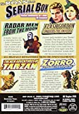 The Roan Group Serial Box: Radar Men From The Moon, The New Adventrues of  Tarzan, Zorro's Righting Legion, Flash Gordon Conquers the Universe (16 Hours of Family Fun)