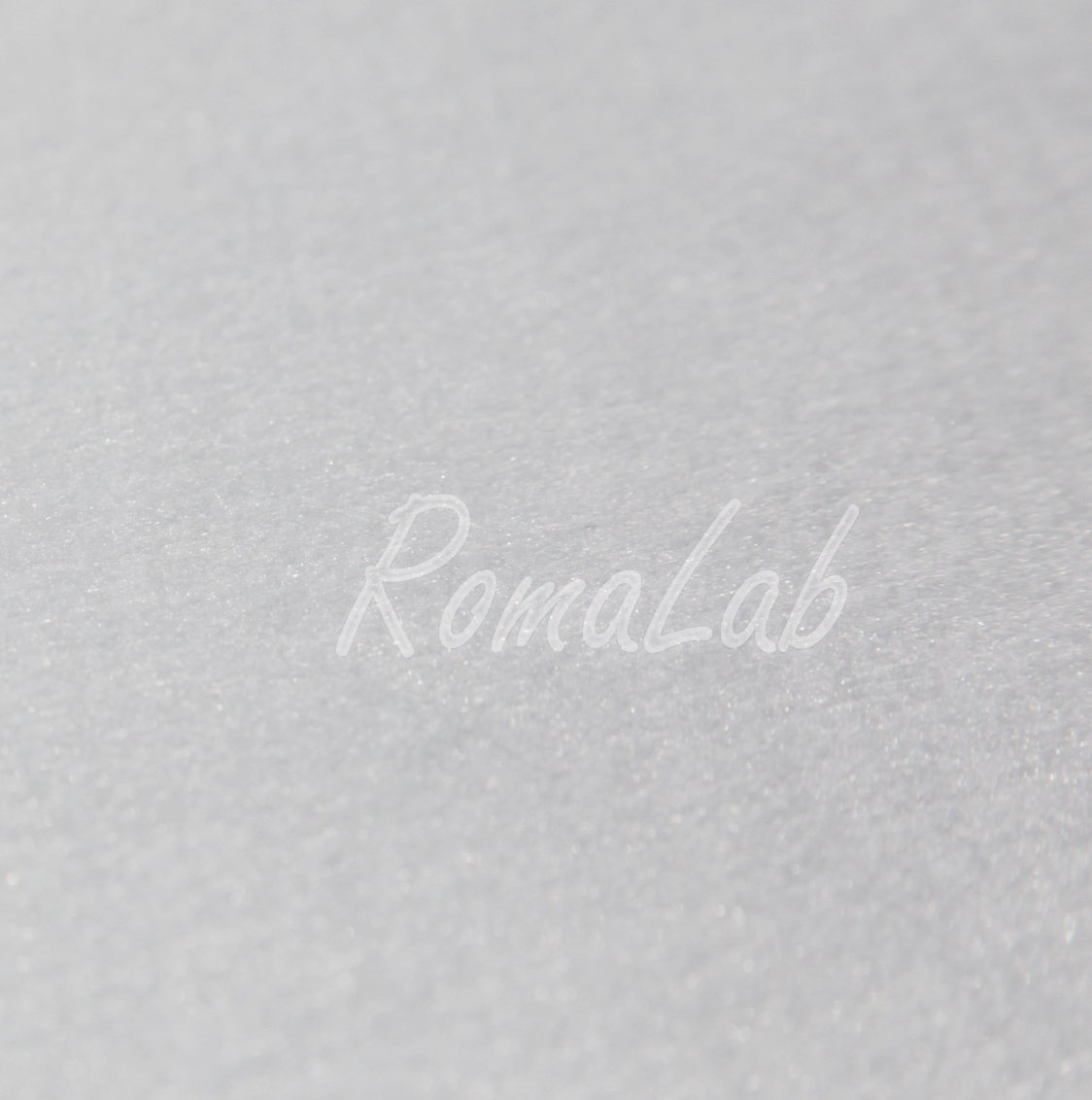 RomaLab.it FOGLIO DI FELTRO 40X60 CM SPESSORE 2 mm PANNOLENCI bianco per SCRAPBOOKING