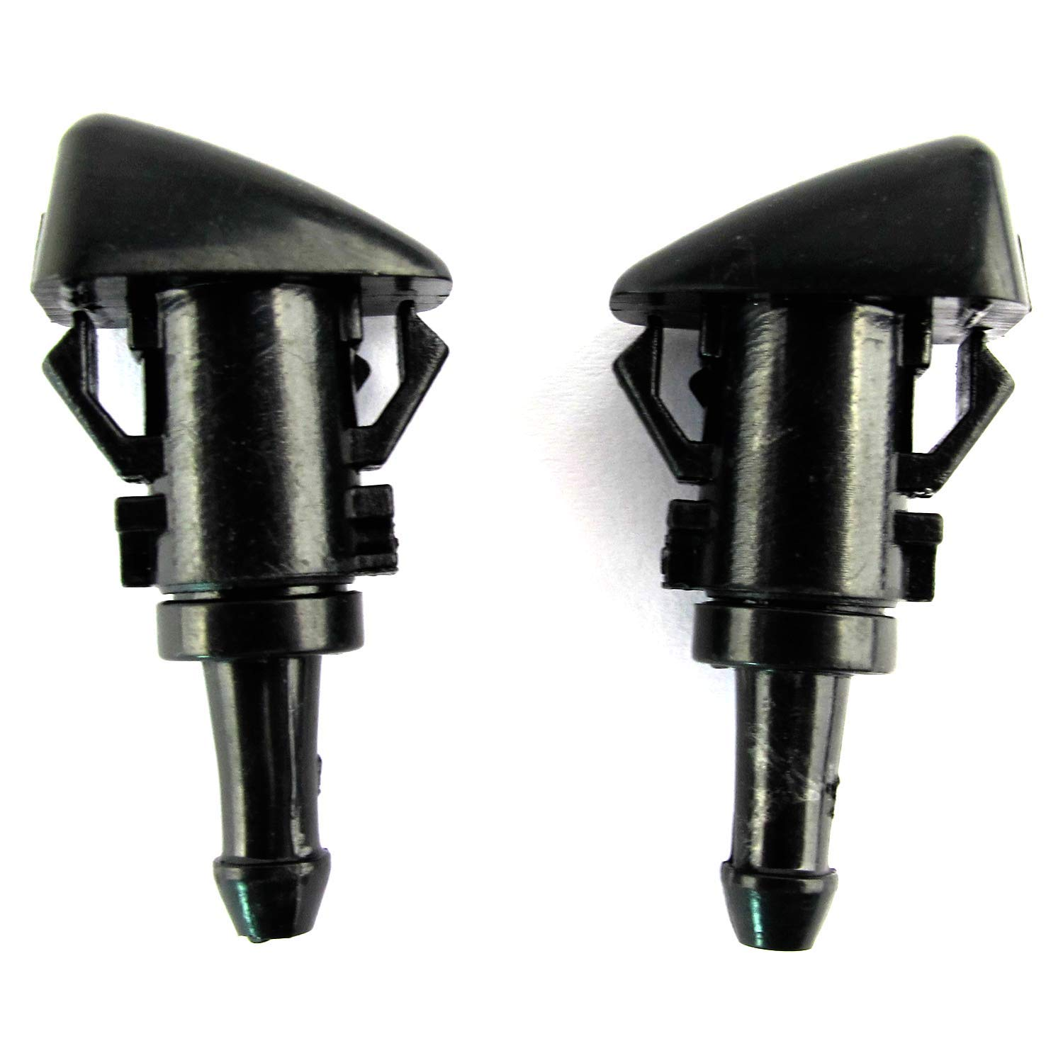 Diking 1 Pair Replacement Windshield Washer Nozzle Kit for Chrysler 300 Dodge Ram 1500 2500 3500