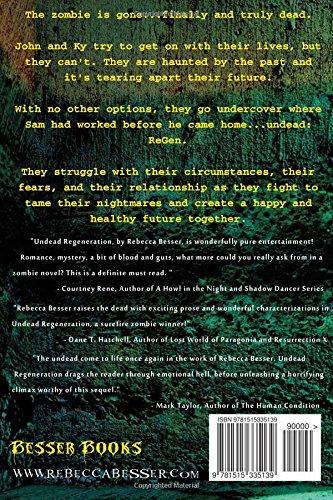 Amazon.com: Undead Regeneration (Undead Series) (Volume 2 ...