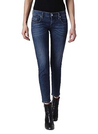 Diesel Grupee-Ankle 0684K Damen Jeans