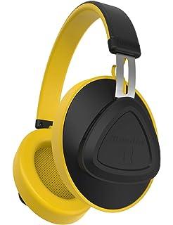 Bluedio T5S Auriculares Bluetooth inalámbricos On-Ear ...