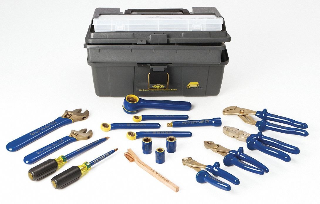 17-PC Insulated Nonsparking Tool Kit