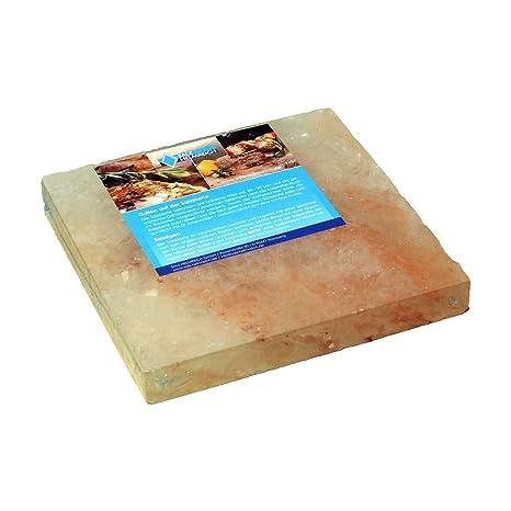 1 Sal BBQ Sal de piedra para asar (2.2kg), reutilizable 20 x ...