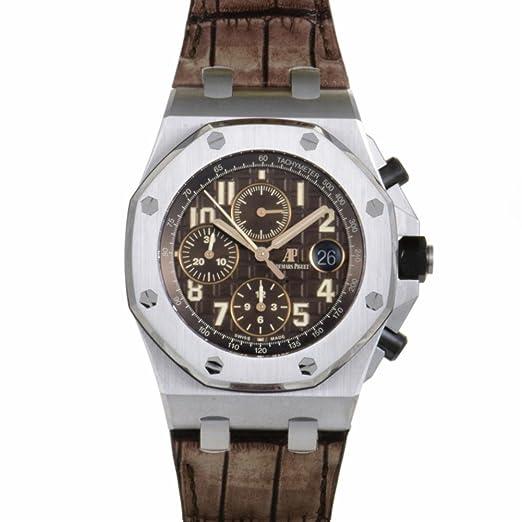 Audemars Piguet Royal Oak Offshore - Reloj para hombre (certificado de presencia)