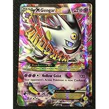 Pokemon M Gengar EX Promo Card xy166
