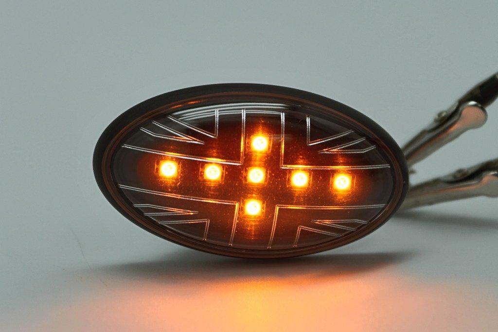 c/ôt/é Marqueur Tour Signal de fum/ée Lampe LED 2