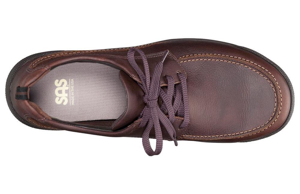 San Antonio shoe Men's SAS, Move On Lace up Shoes B018ZELVF0 8.5 WW|Brown
