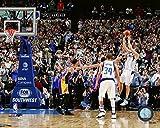 Dirk Nowitzki Dallas Mavericks 30,000th NBA Point Action Photo (Size: 8'' x 10'')