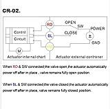 "Baco Engineering 1/2"" DC12V SS304 Motorized"