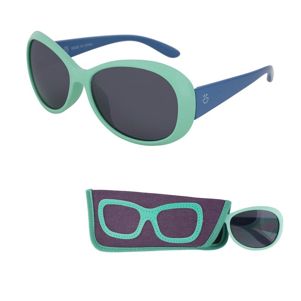 71e66d0050 Sunglasses for Children – Smoked Lenses for Kids - Reduces Glare ...