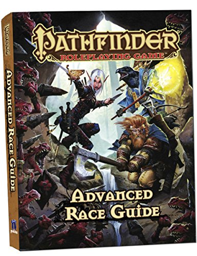 Pdf Science Fiction Pathfinder Roleplaying Game: Advanced Race Guide Pocket Edition