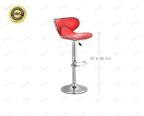 Amazing Amazon Com Colibrox Adjustable Height Swivel Bar Stools Beatyapartments Chair Design Images Beatyapartmentscom