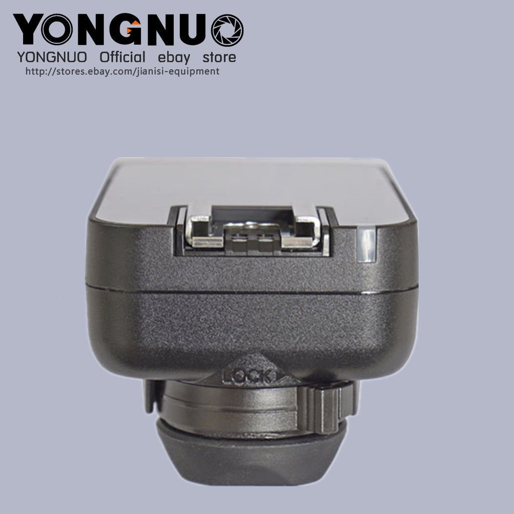 Yongnuo Upgrade YN-622NII Single Transceiver TTL Wireless Flash Trigger Compatible for Nikon Cameras+CONXTRUE LED USB by YONGNUO