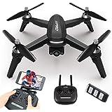 JJR/C JJPRO X5 EPIK 1080P 5G WiFi FPV Fotocamera GPS Posizionamento Follow Me Altitude Hold RC Drone Quadcopter (Nero)