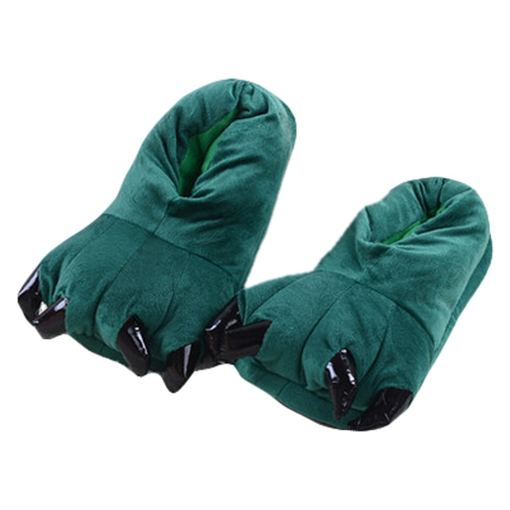 Lovely Dinosaur Claw Indoor Slippers Warm Cozy Fashion Slipper Best Baby Gift F Blancho Bedding
