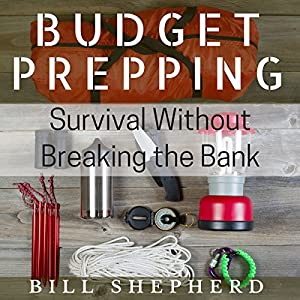 Budget Prepping Audiobook