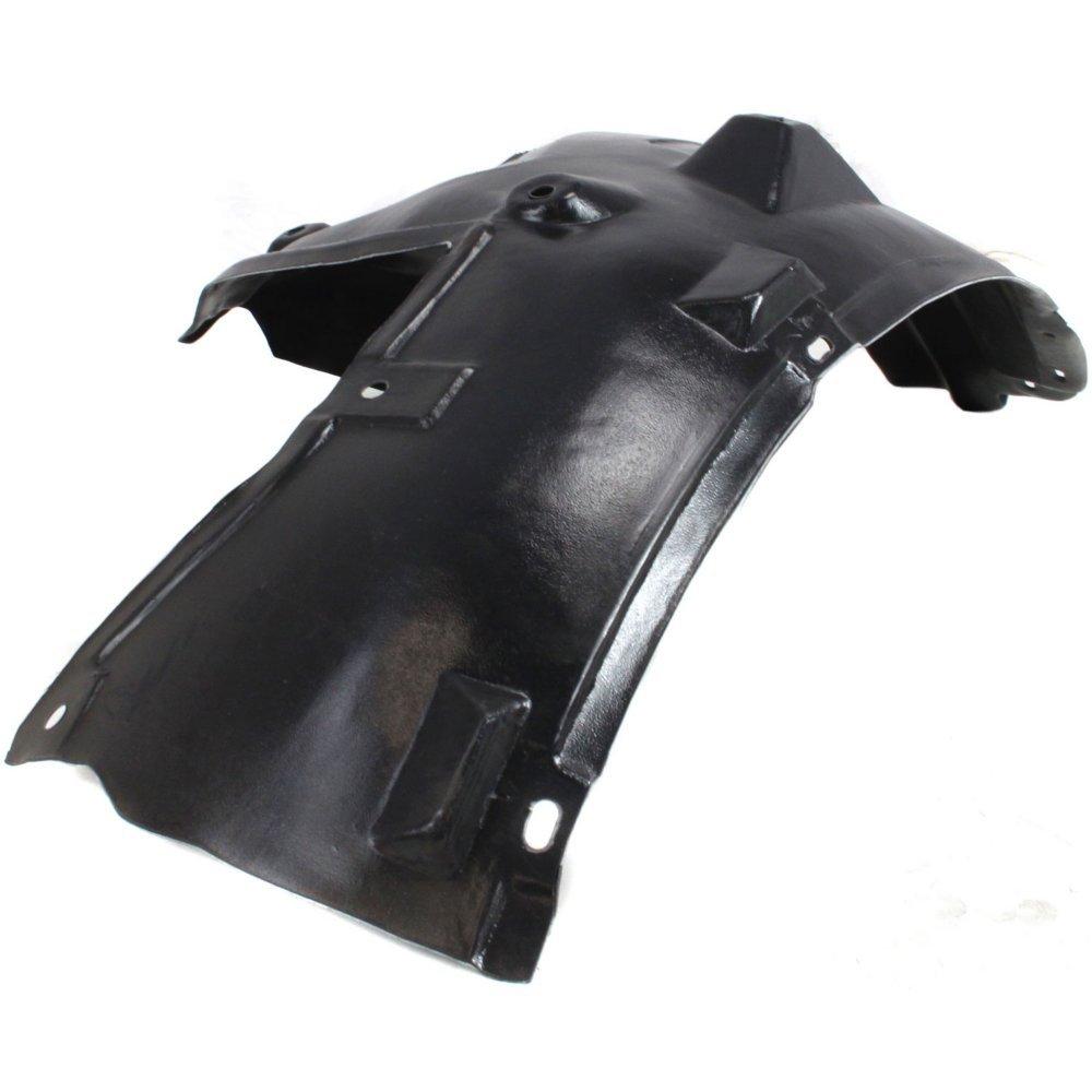 Splash Shield Front Left Side Fender Liner Plastic Rear Section Sedan for G35 07-08//G37 09-12 Rear Section Sedan