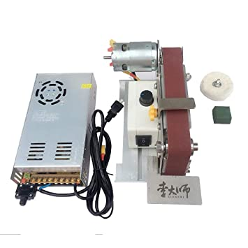 220V Mini 895 Electric 10000rpm Belt Sander Pulidor ...