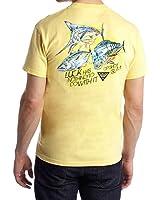 Columbia Men's PFG By The Shore Marlin Short Sleeve Tee