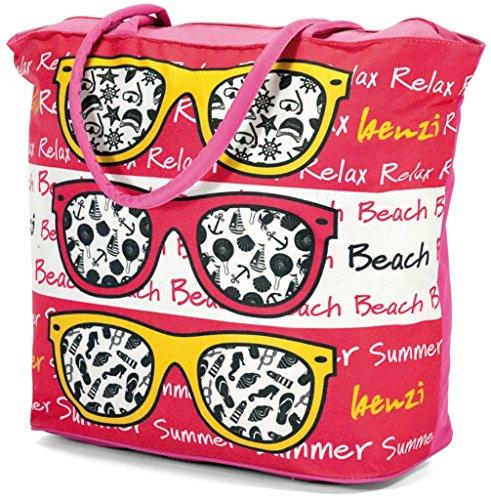 Strandtasche Sommer Tasche Cruise Urlaub 4772 Cats 1