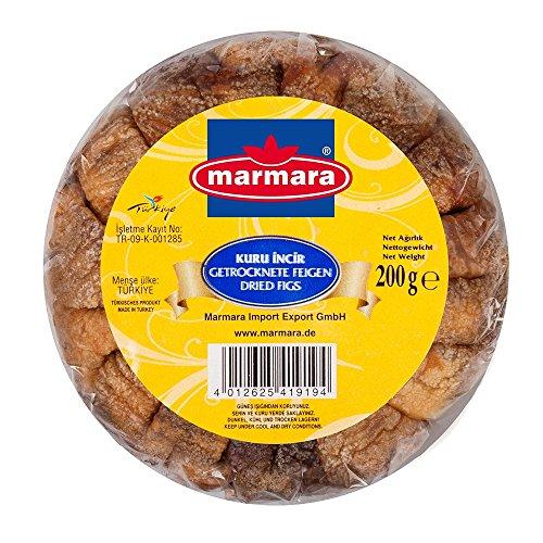 Marmara Getrocknete Garland Feigen, 5er Pack (5 x 200 g)