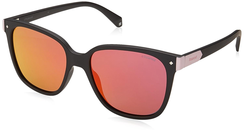 Polaroid Sonnenbrille » PLD 6036/S«, schwarz, 003/AI - schwarz/ rosa
