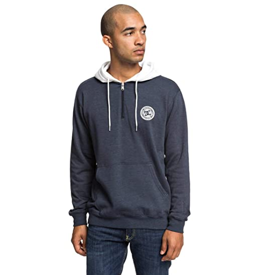 baf98fb7c Amazon.com: DC Men's Rebel Ph Half Zip: Clothing