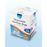 Disposable Sterliser Bags (7 day supply)