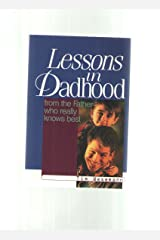 Lessons in Dadhood from the Father Who Really Knows Best Paperback