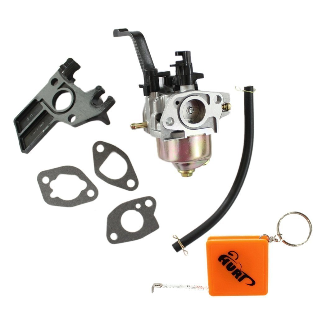 HURI Carburetor with Gasket for Champion Power Equipment ST168FD-1130003-CPE and ST168FD-1130005 Gasoline Generator