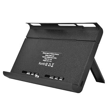 Cargador de batería Externa de 6500 mAh para Nintendo Switch ...