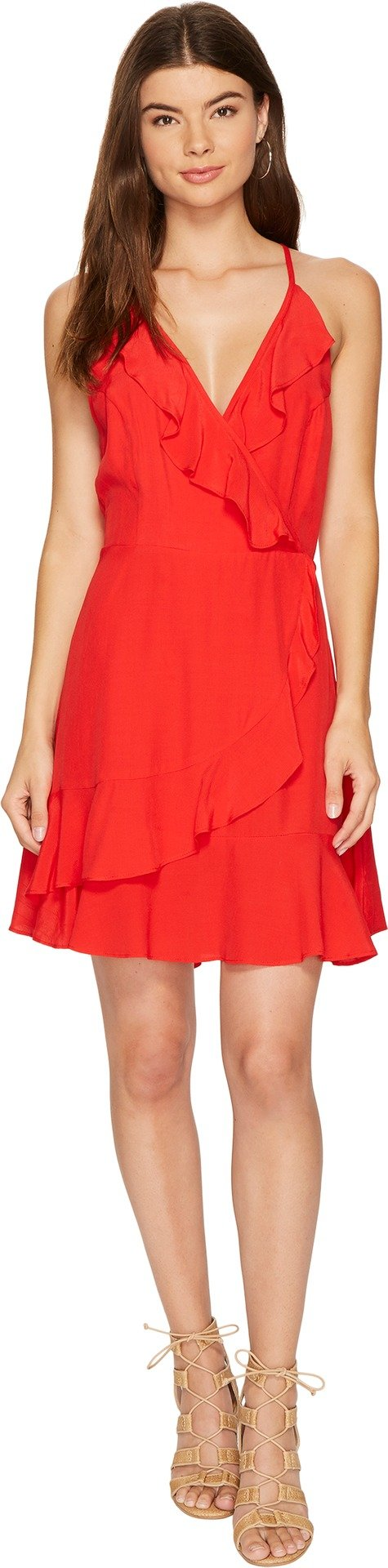 Lucy Love Women's Up All Night Dress Hot Tamale Dress
