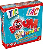Asmodée - TTBJ01 - Tic Tac Boum Junior - Jeu Enfants