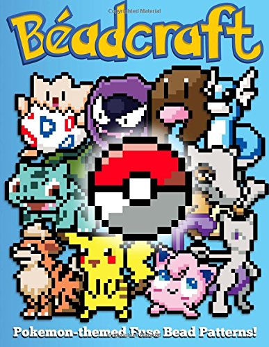 Amazon.com: Beadcraft: Pokemon-themed Fuse Bead Patterns ...