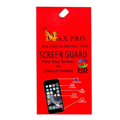 Max Pro Matte Screen Guard For Samsung A5  2016  New Edition Front  amp; Back Screen guards