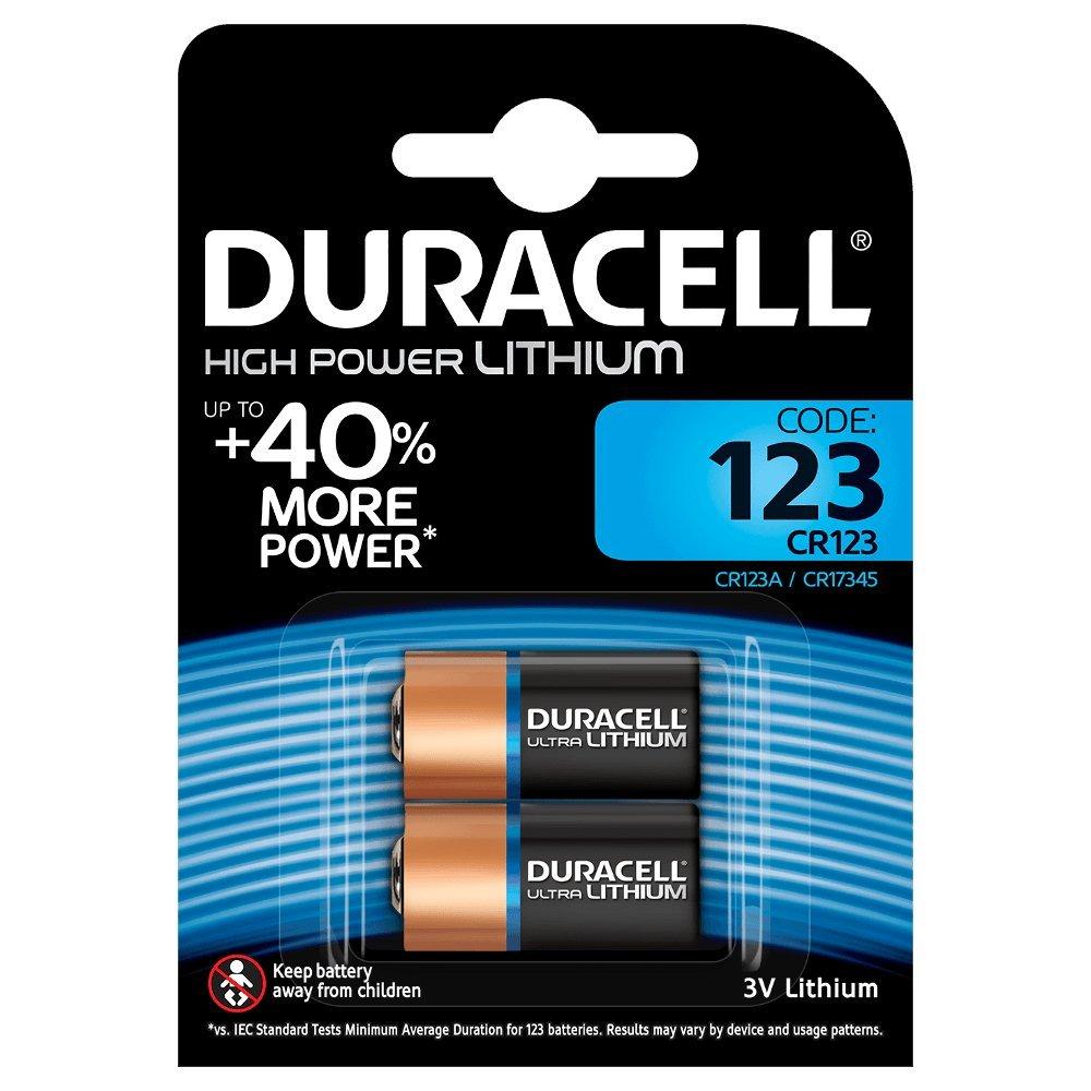 Duracell DURALOCK 3 V Lithium Photo Batteries: Amazon.co.uk: Electronics
