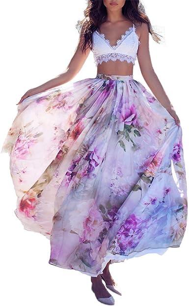 NEW boho hippy Girls Black purple velvet lace frilly skater Skirt party Gift