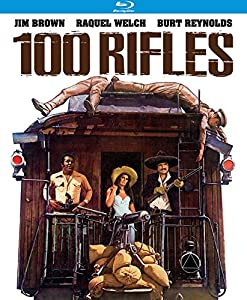 Cover Image for '100 Rifles'
