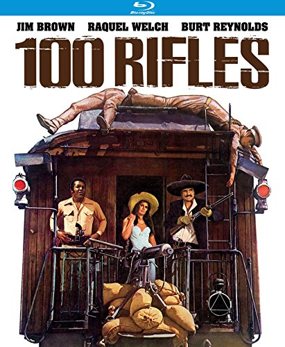 100 Rifles [Blu-ray]