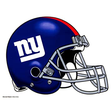 watch c396a 1a9df Old Glory New York Giants - Logo Decal