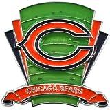 NFL Logo Field Pin